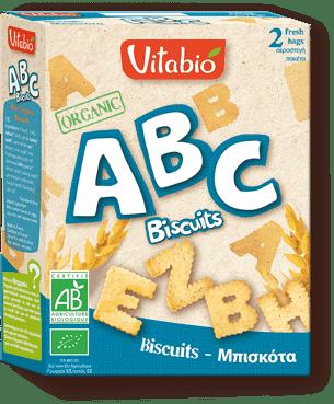 2x VITABIO Sušienky ABC 75g