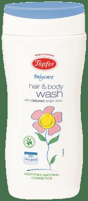 TÖPFER Żel do mycia ciała i włosów 200 ml