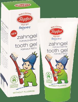 TÖPFER Żel do zębów mlecznych 50 ml