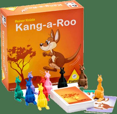 PIATNIK Kangaroo (CZ,SK,PL) – gra towarzyska