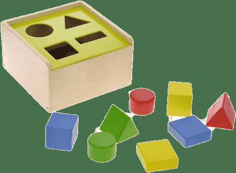 2-PLAY Vkládačka dřevěná