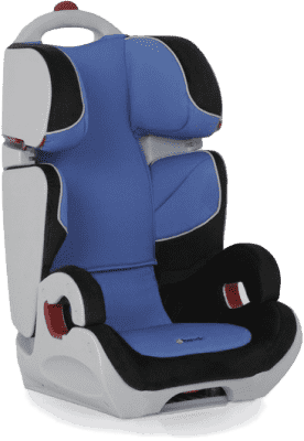HAUCK Fotelik samochodowy Bodyguard 2/3 black/blue 2016