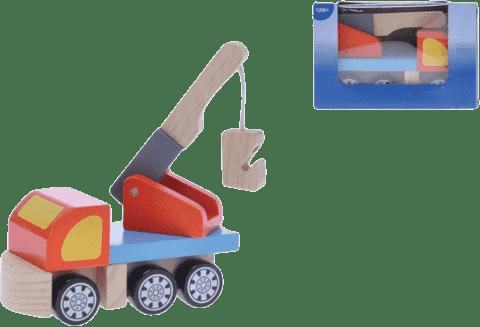 MIKRO TRADING Jeřáb dřevěný
