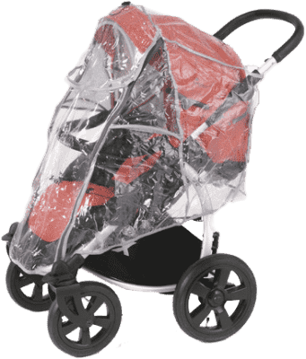 X-LANDER Oryginalna folia przeciwdeszczowa do wózków Xa, X-Run