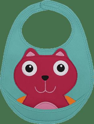 OOPS Happy Bib! - Podbradník Mačka