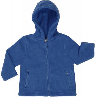 BOLEY Mikina s kapucou BASIC LINE, vel. 86- tmavě modrá, Unisex