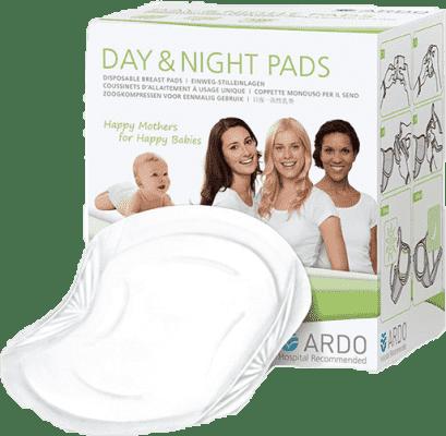 ARDO Wkładki laktacyjne Day&Night Pads (30 szt.)
