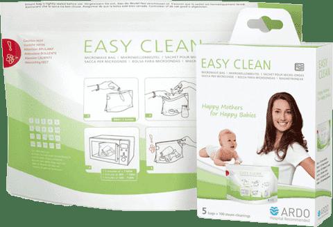 ARDO Easy Clean sáčok na sterilizáciu do mikrovlnky (5 ks)