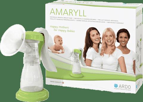 ARDO Manuálna prsná odsávačka - Amaryll Start