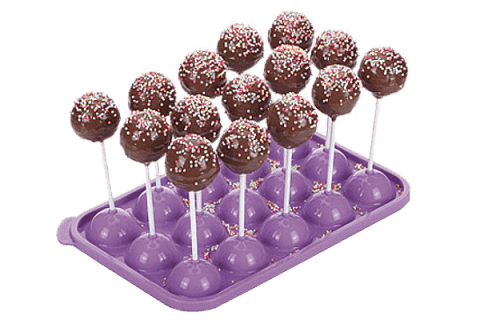 TESCOMA Foremki do cake pops DELÍCIA Kids