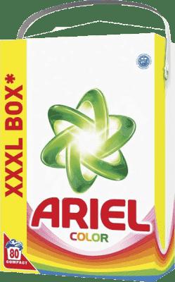 ARIEL Color 6kg (80 prań) - proszek do prania