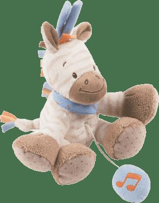 NATTOU Hračka hudobná zebra Arthur 18 cm