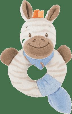 NATTOU Chrastítko zebra Arthur