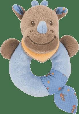 NATTOU Chrastítko nosorožec Louis