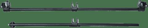 TFK Dvojitý adaptér ku kočíkom Twinner Twist Duo na 2 vaničky