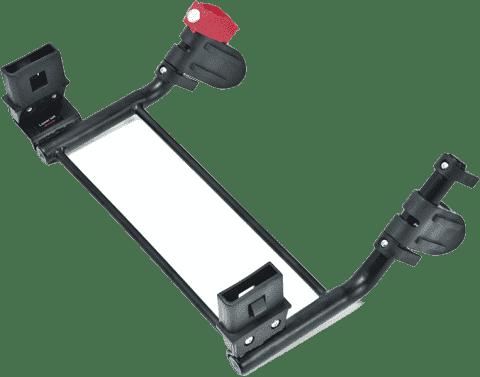 TFK Základní adaptér ke kočárkům Twinner Twist Duo pro 1 autosedačku