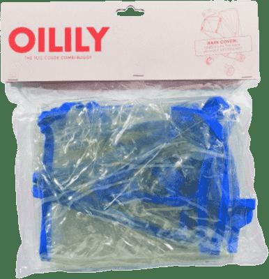 OILILY Pláštenka na športový kočík, Blue