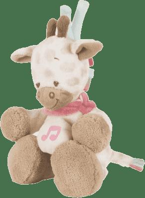NATTOU Hračka hudobná žirafa Charlotte 20 cm