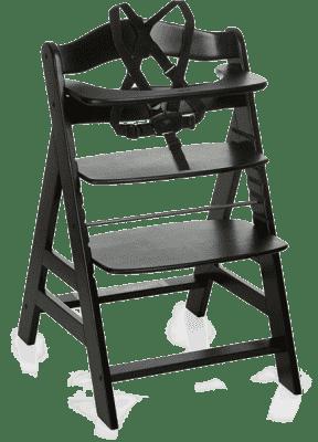 HAUCK Krzesełko do karmienia Alpha+B blackwashed 2016