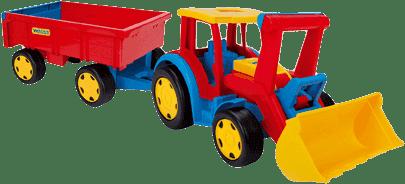 WADER Gigant ciężarówka