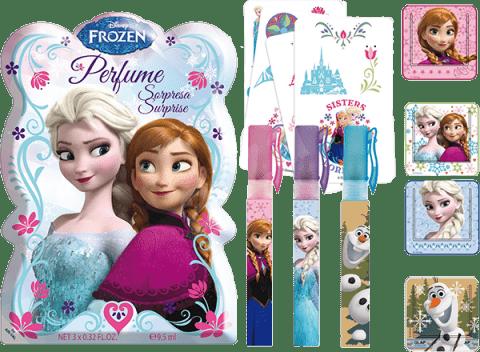 EPLINE Frozen dárková sada pytel s překvapením