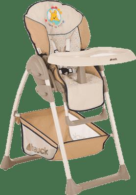 HAUCK Krzesełko do karmienia Sit N Relax Pooh Ready to Play 2016