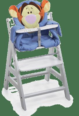 HAUCK Podkładka na krzesełko do karmienia Hochstuhlauflage Deluxe Tigger 3D 2016
