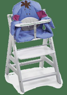 HAUCK Výplň k jedálenskej stoličke Hochstuhl Auflage Deluxe Eeyore 3D 2016