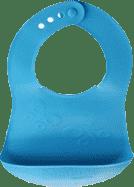 TESCOMA Śliniaczek z kieszonką BAMBINI, motylek - niebieski
