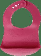 TESCOMA Śliniaczek z kieszonką BAMBINI, motylek - różowy