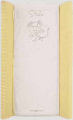 BABYPOINT Stela Podkładka do przewijania – żółta