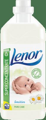 LENOR Pure 1,975l (79 prań) – płyn do płukania