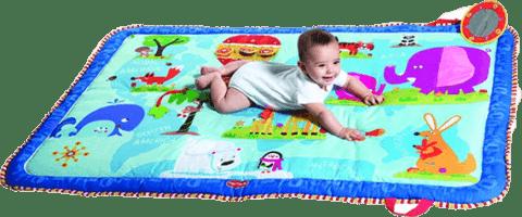 TINY LOVE Hrací deka Svět