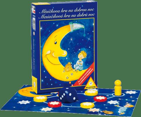 PIATNIK Měsíčková hra na dobrou (CZ,SK) – společenská hra