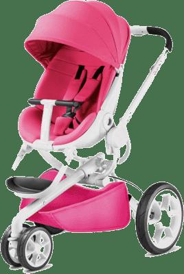 QUINNY Sportovní kočárek Moodd – Pink Passion