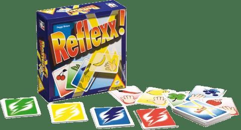 PIATNIK Reflexx (CZ, SK, PL) - spoločenská hra