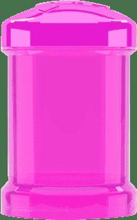 TWISTSHAKE Zásobník 2ks Ružová
