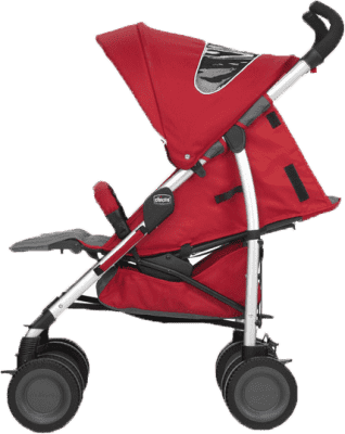 CHICCO Wózek spacerowy MULTIWAY EVO 2015 red