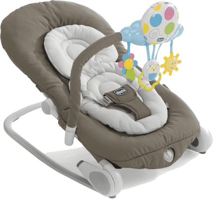 CHICCO Fotelik Ballon 15 grey