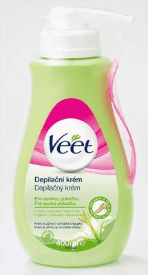 VEET Krem depilujący dla suchej skóry 400 ml