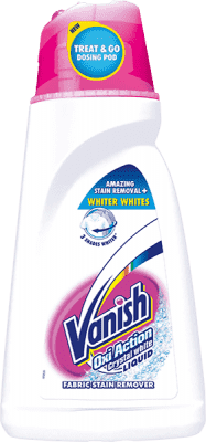 VANISH Oxi Action Biały 1,5 l – odplamiacz