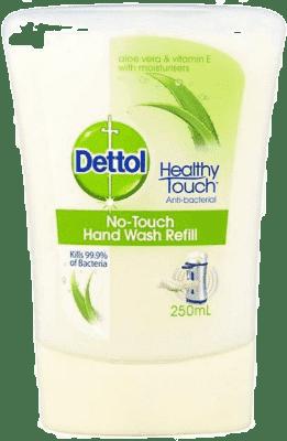 DETTOL Náplň do bezdotykového dávkovače - Aloe Vera (250 ml)