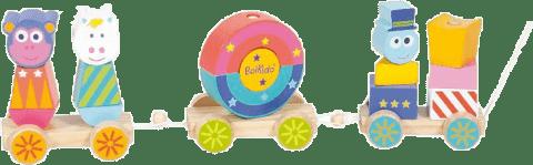 BOIKIDO Boiko-vláčik cirkus