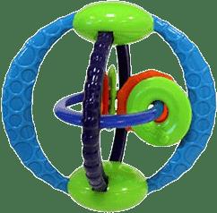 OBALL Hračka Twist 3m+
