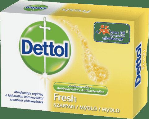 DETTOL Toaletní mýdlo – Fresh (100 g)