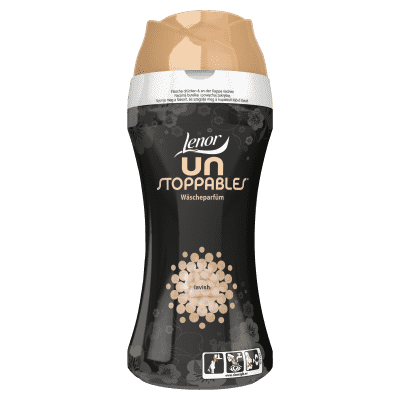 LENOR Unstoppables Lavish perełki zapachowe 275g – płyn do płukania