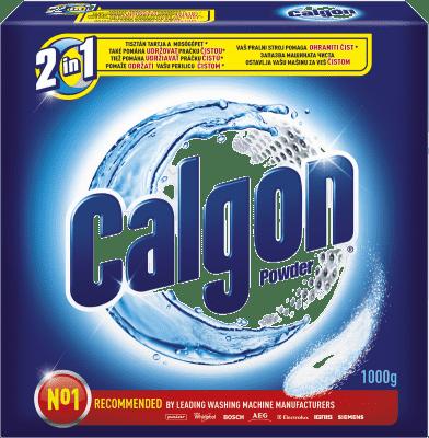 CALGON 2v1 zmäkčovač vody v prášku proti vodnému kameňu 1kg