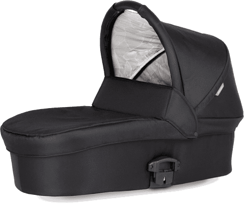 X-LANDER Gondola X-Pram, Light Carbon Black
