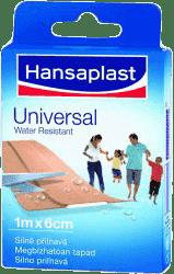 HANSAPLAST náplast voděodolná 1 m x 6 cm