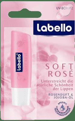 LABELLO Soft Rose pomadka 5,5 ml